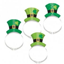St Patrick's Day Headband Pack