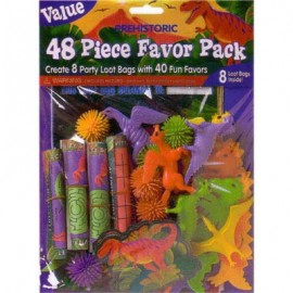 Favor Value Pack Prehistoric Dinosaur Party