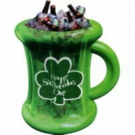Inflatable Cooler Beer Mug St Patrick's Day