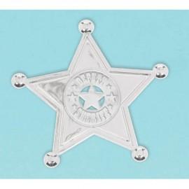 Bandana & Blue Jeans Sheriff Badges