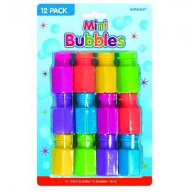 Bubbles Mini 17.7ml each - Assorted Colours