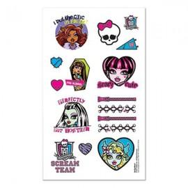 Monster High Tattoos