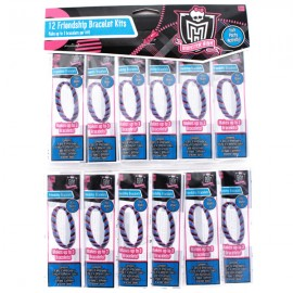Monster High Friendship Bracelet Kits