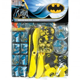 Batman Favor Pack 48 Piece