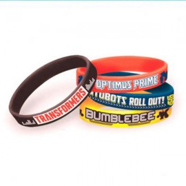 Transformers Rubber Bracelets Favors