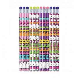 Hello Kitty Rainbow Pencils