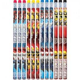 Transformers Pencils & Eraser End