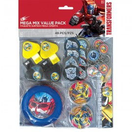 Transformers Mega Mix Value Pack Favors