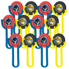 Transformers Disc Shooters Favors Plastic