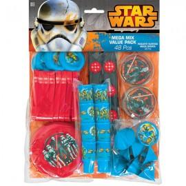 Star Wars Rebels Favors Mega Mix Value Pack