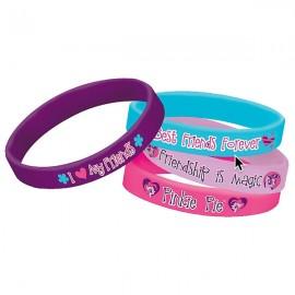 My Little Pony Rubber Bracelets Favors