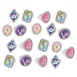 My Little Pony Jewel Rings