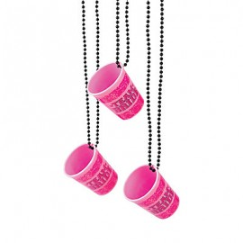 Shot Glasses Team Bride Necklaces 44ml
