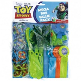 Toy Story 3 Favor Mega Mix Value Favor Pack