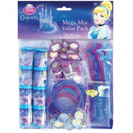 Cinderella Favor Value Pack,