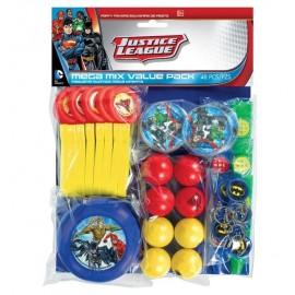 Justice League Mega Mix Favors Value Pack