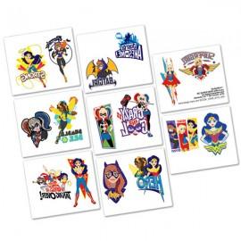 Super Hero Girls Tattoos