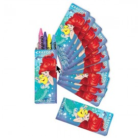Ariel Dream Big Crayon Favors Little Mermaid