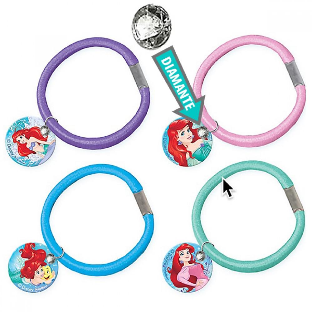 Ariel Dream Big Pony Tail Favors Little Mermaid