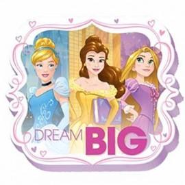Princess Dream Big Note Pad