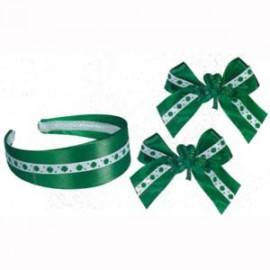 Hair Accessory Set St Patrick's Day