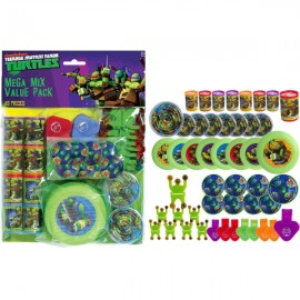 Teenage Mutant Ninja Turtles Favor Pack,