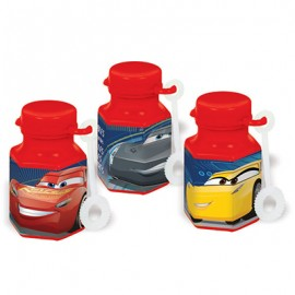 Cars 3 Mini Bubbles Favors