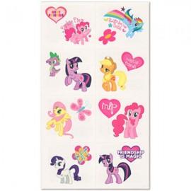 My Little Pony Friendship Tattoos