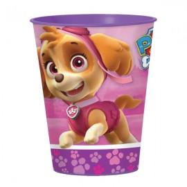 Paw Patrol Girls Souvenir Favor Cup Plastic