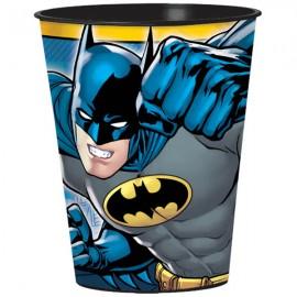 Batman Plastic Souvenir Cup