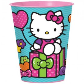 Hello Kitty Rainbow Favor Souvenir Cup Plastic