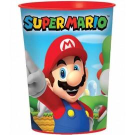 Super Mario Brothers Plastic Souvenir Cup