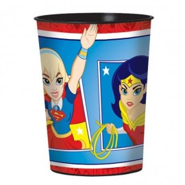 Super Hero Girls Plastic Souvenir Cup
