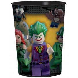 Lego Batman Souvenir Favor Cup Plastic