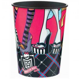 Monster High Plastic Souvenir Cup