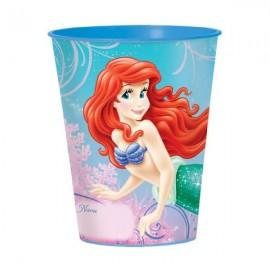 The Little Mermaid Ariel  Souvenir Cup Plastic