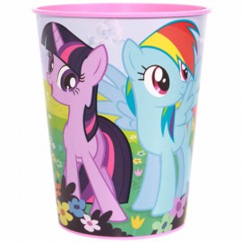 My Little Pony Favor Souvenir Cup Plastic