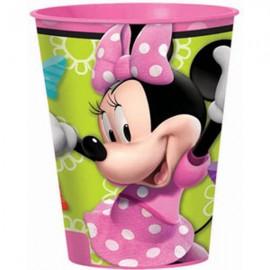 Minnie Mouse Plastic Souvenir Cup