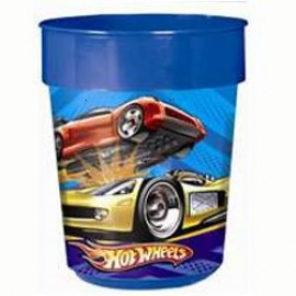 Party Cup Hot Wheels Plastic