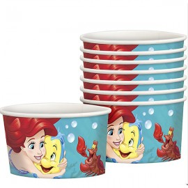 Ariel Dream Big Treat Cups Little Mermaid