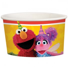Sesame Street Treat Cups Cardboard 280ml