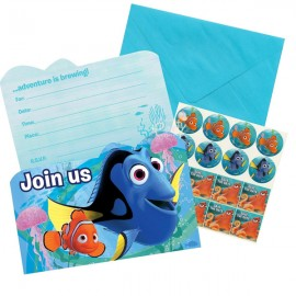 Finding Dory Invitations & Envelopes