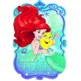 Ariel Dream Big Invitations Little Mermaid