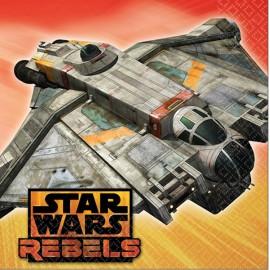 Star Wars Rebels Beverage Napkins