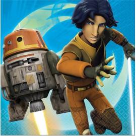 Star Wars Rebels Luncheon Napkins