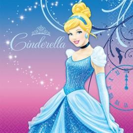 Cinderella Luncheon Napkins