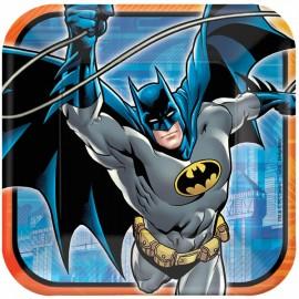 Batman Square Dinner Plates