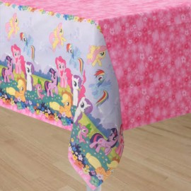 My Little Pony Tablecover Plastic