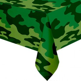 Camouflage Tablecover Paper
