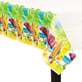 Tablecover Surf's Up Plastic